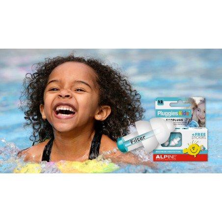 Bouchons anti eau enfants