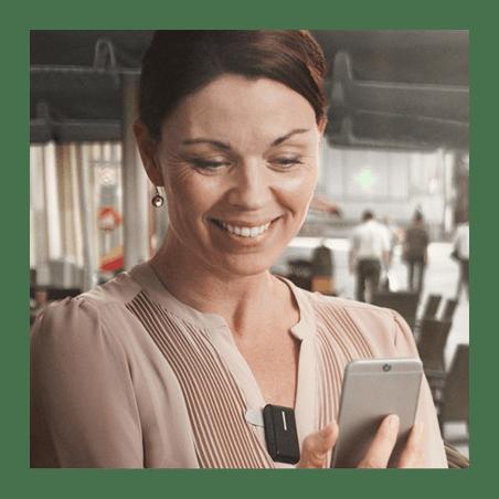 Connect Clip pour aides auditives audika