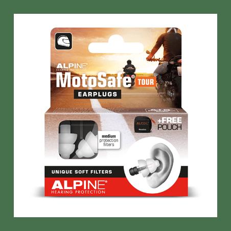 Bouchons MotoSafe Tour