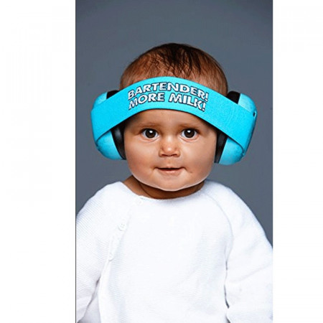 Casque anti bruit bébé Baby Muff