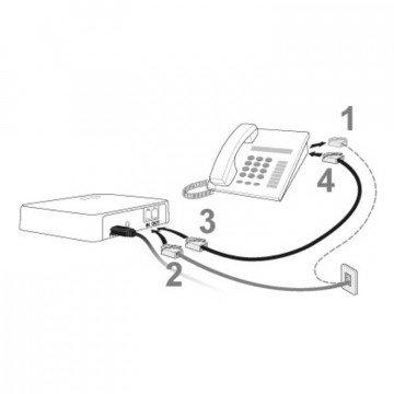 Adaptateur Téléphone 2.0