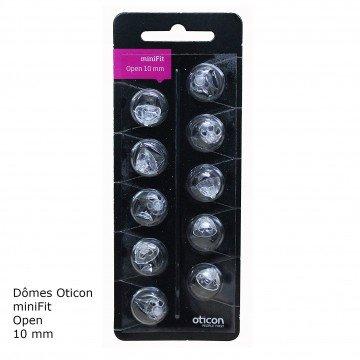 Dômes Oticon miniFit Open
