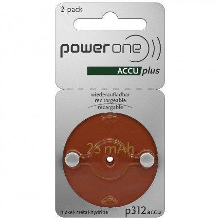 PowerOne Accu plus p312