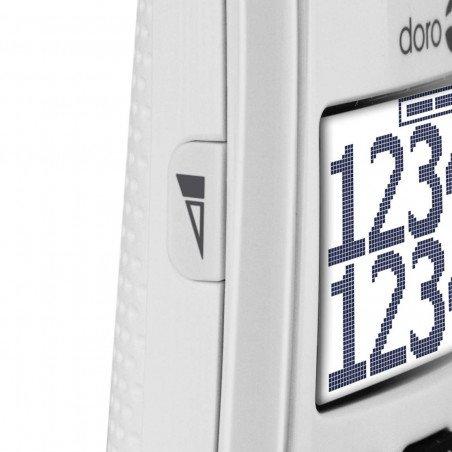 PhoneEasy 110 Duo Blanc