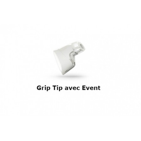 Dômes Oticon Grip Tip Avec Event