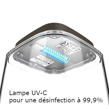 Dry Cap UV 2 pour Aides Rechargeables