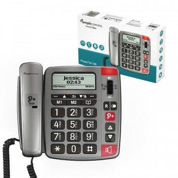 Téléphone +60 dB PowerTel 196