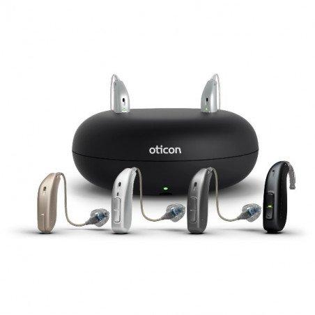 Chargeur Oticon pour Aides Auditives OPN S