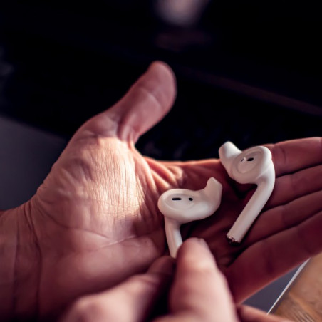 Embouts SNUG pour AirPods