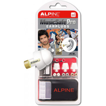 Bouchons Alpine MusicSafe Pro