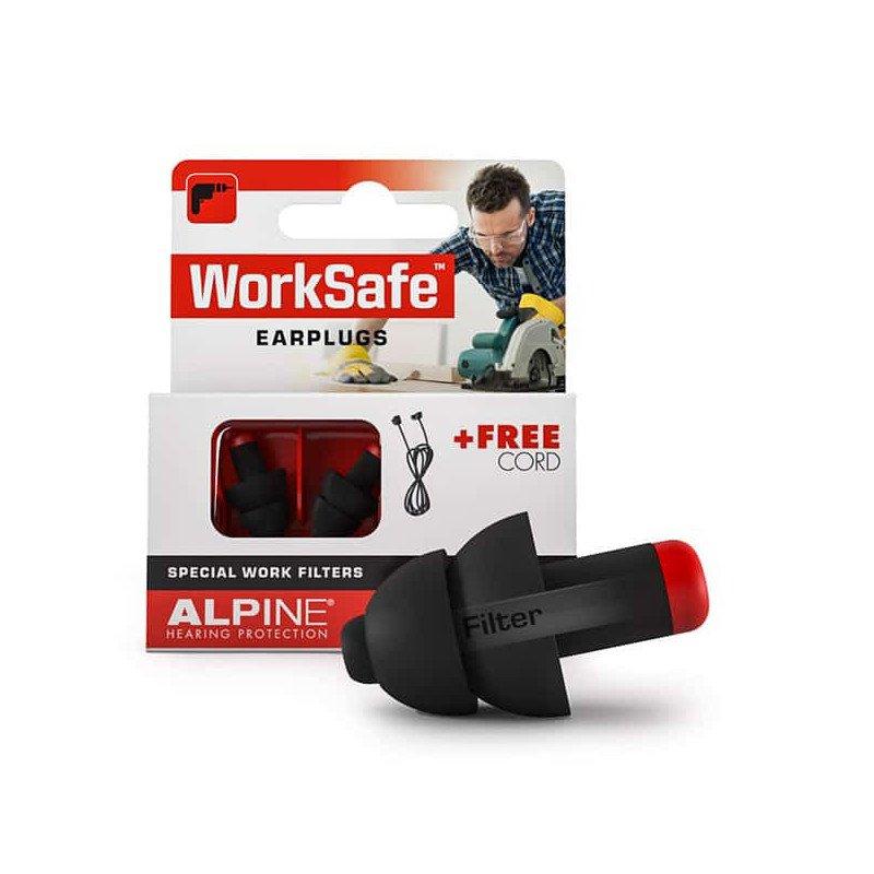 Bouchons Alpine WorkSafe