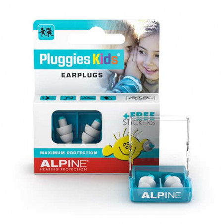 Bouchons Alpine Pluggies Kids