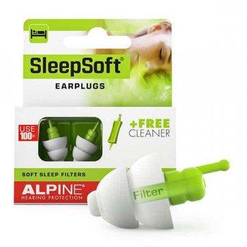 Bouchons Alpine Sleepsoft
