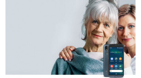 Téléphones Fixes Amplifiés pour Malentendants | Audika.fr