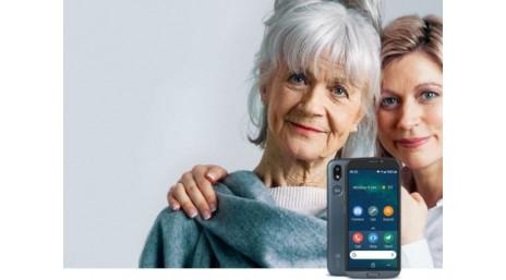 Mobiles pour Séniors  - Portables Amplifiés DORO | Audika.fr